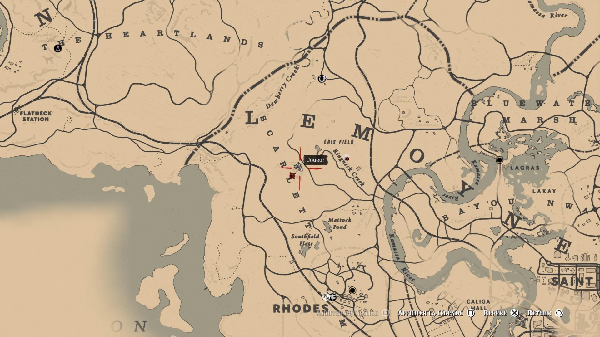 Carte Au Tresor Dechire.Soluce Red Dead Redemption 2 Les Tresors Caches Game