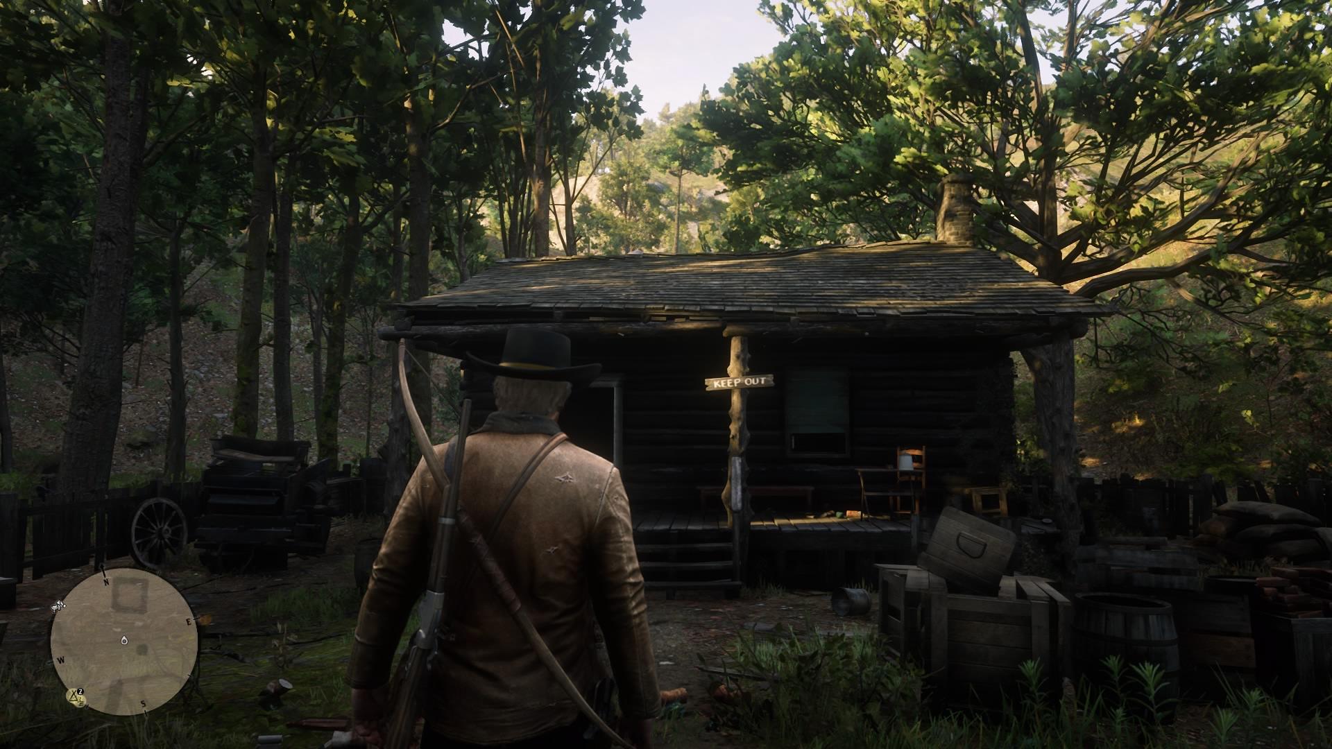 Carte Au Tresor Otis Miller.Soluce Red Dead Redemption 2 Les Tresors Caches Game Actuality