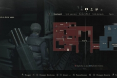 Resident Evil 2 remake solution soluce ps4 xbox one fr leon claire code cadenas coffre enigme