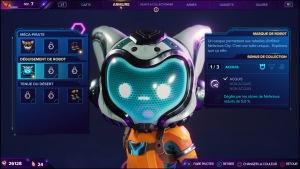 ratchet et clank soluce toutes les armures, guide, astuce, emplacement, masque de robot, déguisement de robot, ps5