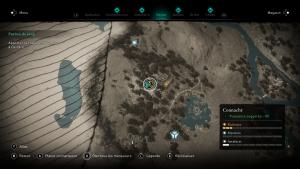 Assassin Creed Valhalla, la colère des druides enfant du danu soluce guide Gummascach, le Frêne indice emplacement location cart