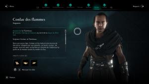 Assassin Creed Valhalla, la colère des druides enfant du danu soluce guide Conlae des flammes, Le Flambeau indice emplacement location cart