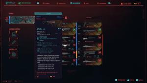 guide soluce cyberpunk 2077 arme weapon meilleur best location emplacement fenrir
