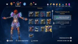 Immortals Fenyx Rising soluce guide fr armure coffre epique