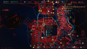 guide soluce cyberpunk 2077 arme weapon meilleur best location emplacement katana légendaire