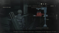 resident evil 2 remake soluce solution carte map fr leon claire