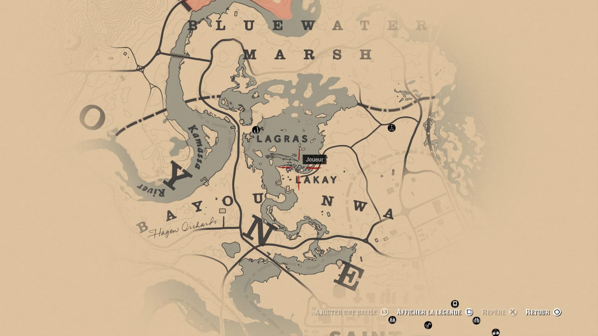 Carte Au Tresor Dechire.Soluce Red Dead Redemption 2 Les Objets Secrets Fr