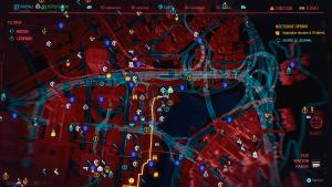 guide soluce cyberpunk 2077 arme weapon meilleur best location emplacement monocâble