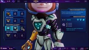 ratchet et clank soluce toutes les armures, guide, astuce, emplacement, torse de déguisement robot, armure  déguisement de robot,ps5