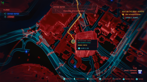 guide soluce cyberpunk 2077 arme weapon meilleur best location emplacement o'five