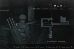 Resident Evil 2 remake solution soluce ps4 xbox one fr leon claire code cadenas coffre enigme souterrain partie souterraine