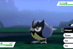 Pokemon Minisange Forêt de Sleepwood
