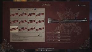 resident evil 8 village, GM79, lance-grenade, emplacement de toute les arme et accessoires du jeu, soluce, astuce, guide, re 8, pc, ps5