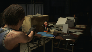Resident Evil 3 remake demo guide, soluce Mr. charlie
