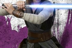 Star Wars 8 - Le Dernier Jedi - Rey