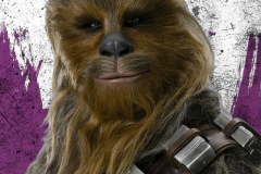 Star Wars 8 - Le Dernier Jedi - Chewbacca