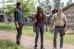 The Walking Dead : La saison 9 se montre en images
