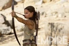 Tomb Raider Film Reboot - Visuel 1