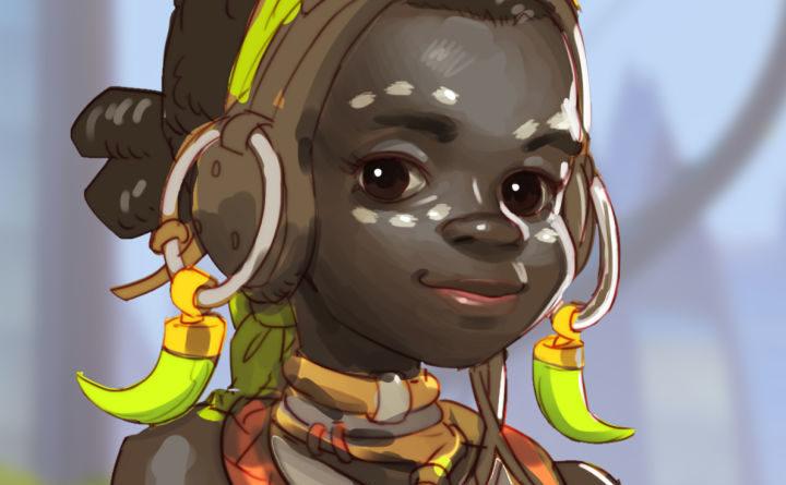 Efi Oladele, Efi , Oladele, hero, new hero, ow , overwatch