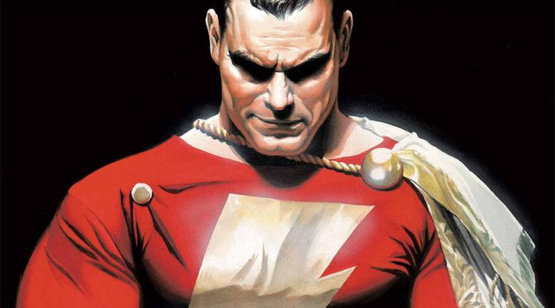 Shazam Captain Marvel