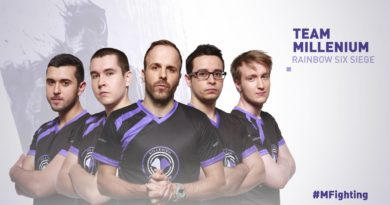 Rainbow Six : Siege | Team Millenium esport