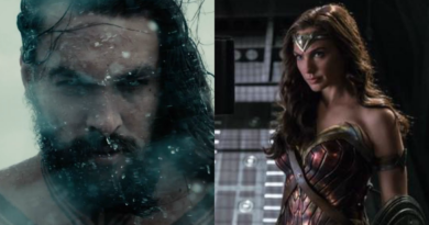 Justice League Aquaman Wonderwoman