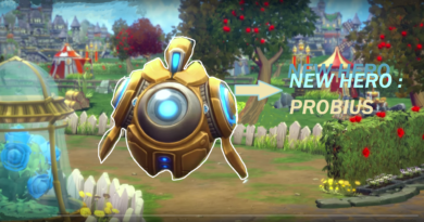 Probius - Heroes of the storm