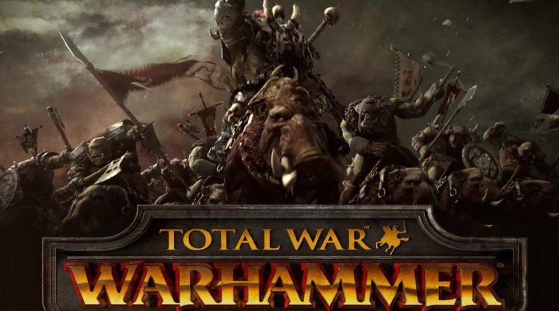 total war warhammer 40k