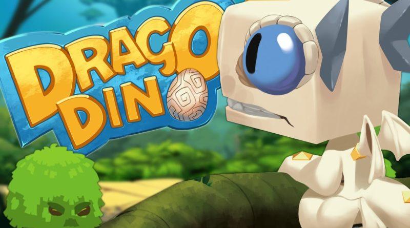 DragoDino Arrive en Juin release in june new