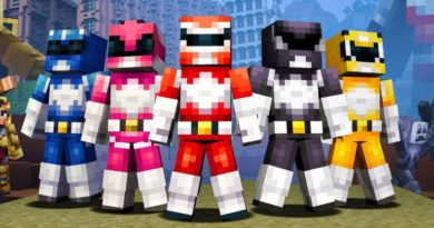 Minecraft | Power Ranger Pack DLc survival gestion sandbox