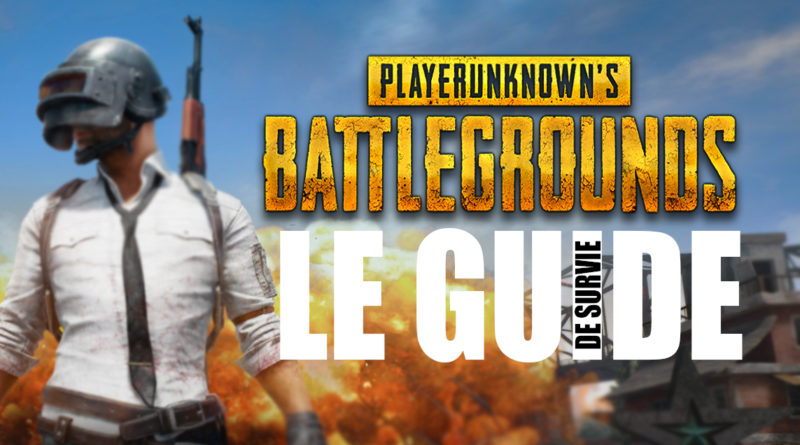 PLAYERUNKNOW'S BATTLEGROUNDS GUIDE