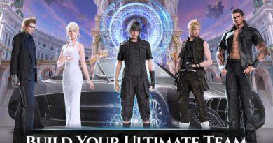 Final Fantasy XV : Les Empires | Un Final Fantasy sur mobile gratuit ? Ça vaux quoi ? TEST