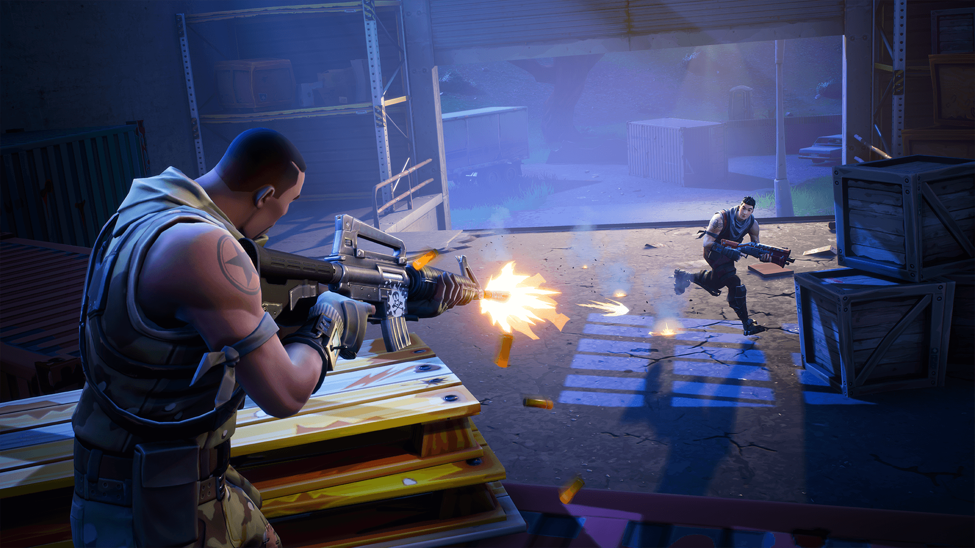 fortnite comment jouer au battle royale free to play - comment se connecter sur fortnite ps4