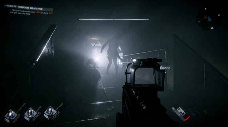 GTFO game PS4 Xbox One PC Steam date 2018
