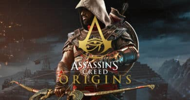 Assassin's Creed Origins secret final fantasy 15 baleine egypte easter egg reference amunet endiing