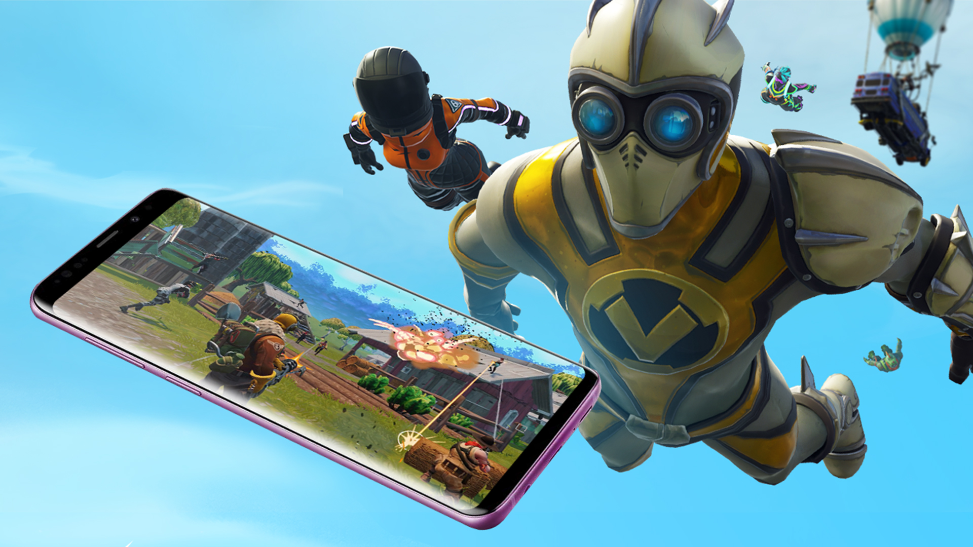 Guide Fortnite Android Comment Jouer A La Beta Fr Game Actuality - fortnite android beta