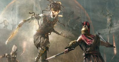 [Gameplay] Assassin's Creed Odyssey - Combat contre Méduse