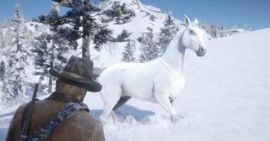 red dead redemption 2 soluce meilleur cheval pur sang arabe épique monture emplacement guide