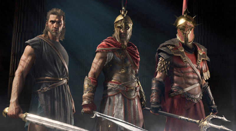 Assassin Creed Odyssey tenue legendaire 12 soluce ps4 xbox one pc solution ubisoft jeu video