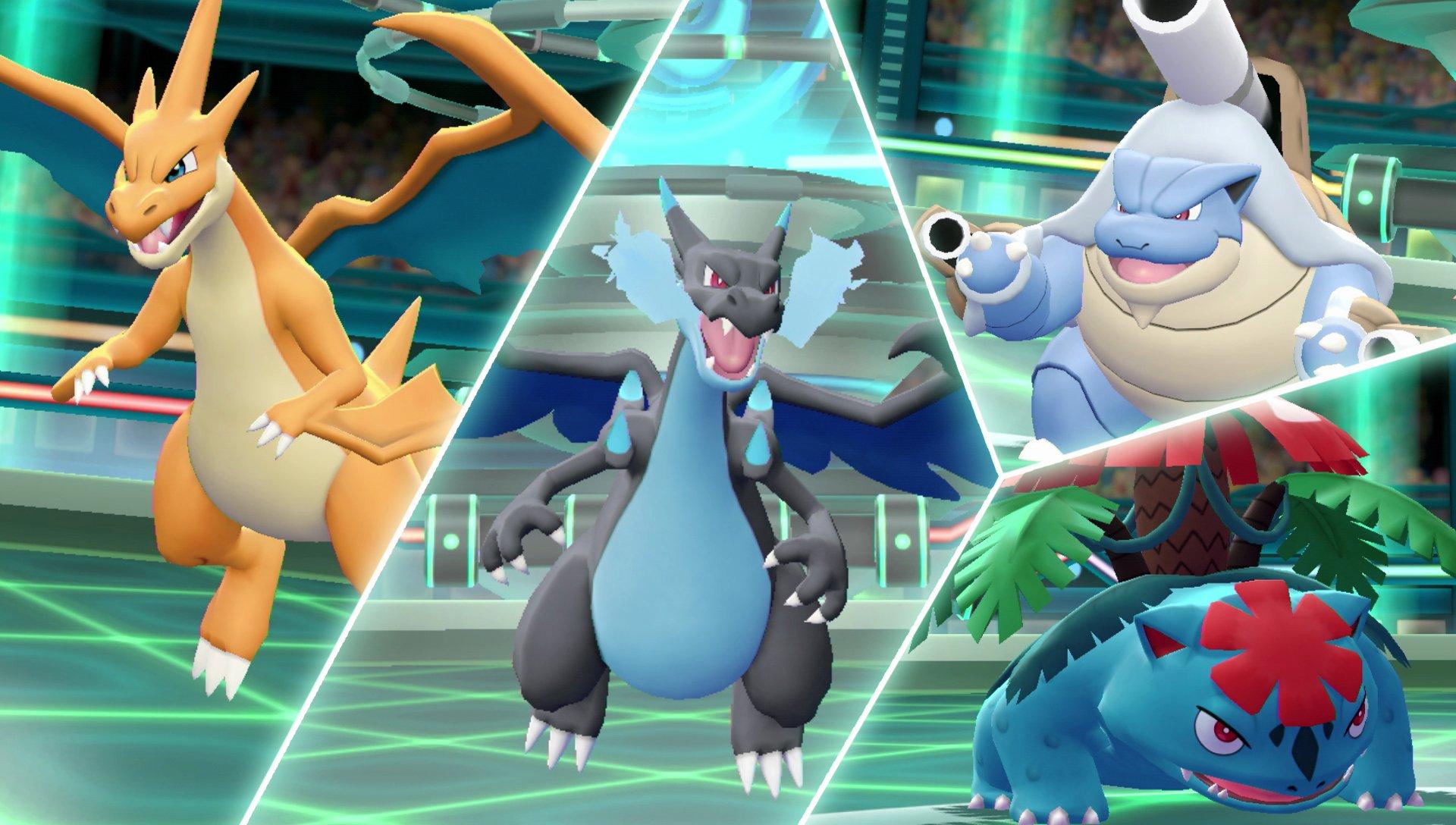 Soluce Pokémon Lets Go Toutes Les Méga Evolutions Fr