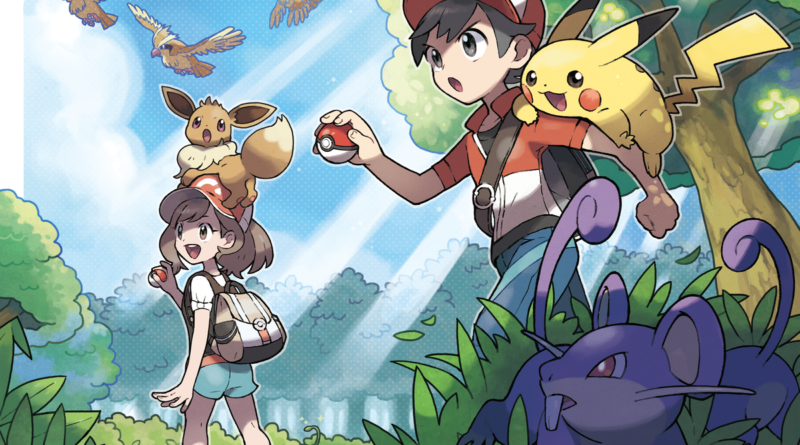 Soluce, emplacement des pokemon de Pokemon let's go evoli/ pikachu, astuce de capture, pokedex