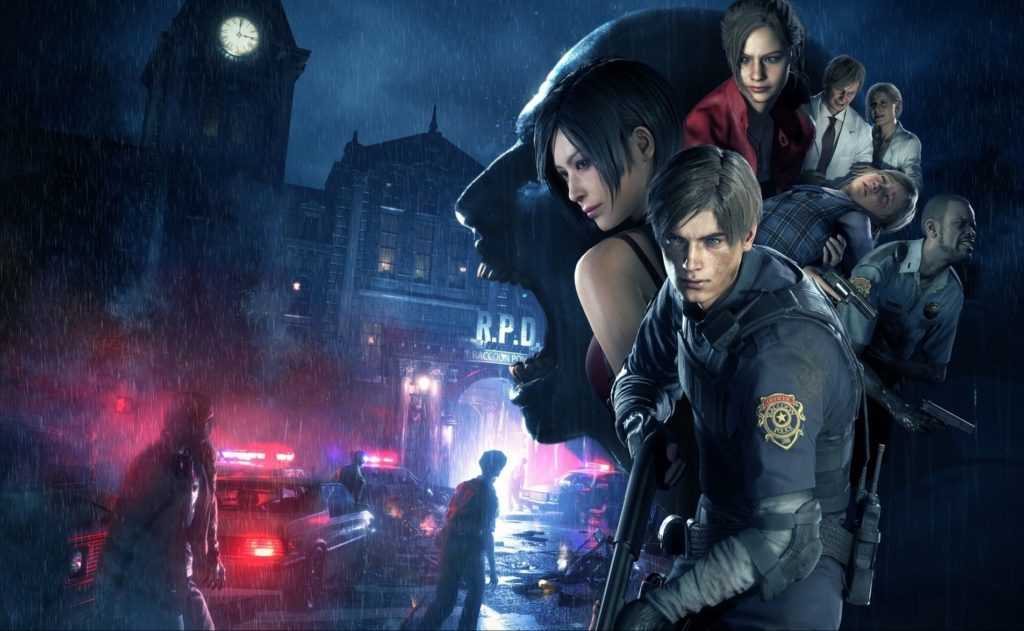 Resident evil 2 soluce fr re2 solution