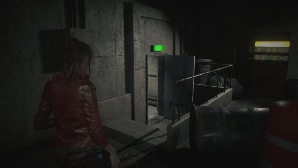 resident evil 2 remake soluce claire solution