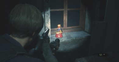 [Soluce] Resident Evil 2 : Emplacement des Mr Raccoon [Fr]