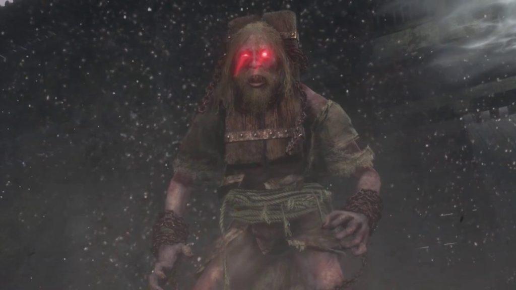 sekiro shadows die twice soluce boss mini boss ogre enchaine