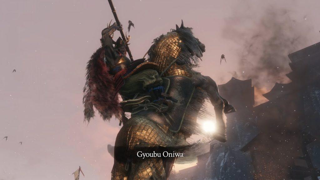 sekiro shadows die twice soluce boss mini boss gyobu