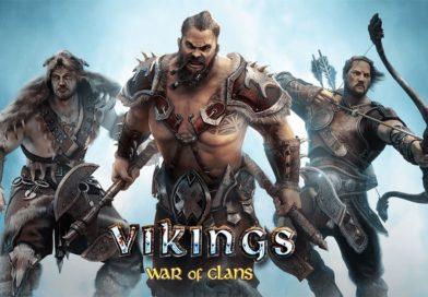 Vikings: War of Clans – De la stratégie sans contraintes!
