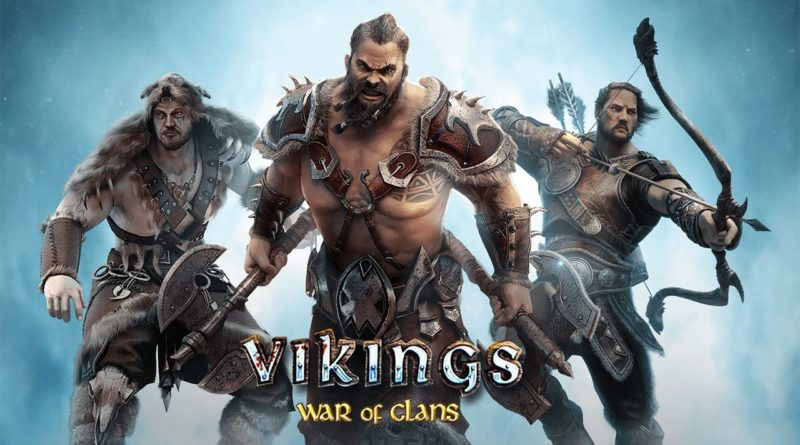 vikings war of clan, jeux vidéo,