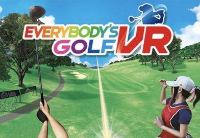 [TEST] Everybody's Golf VR : Le premier jeu de golf VR
