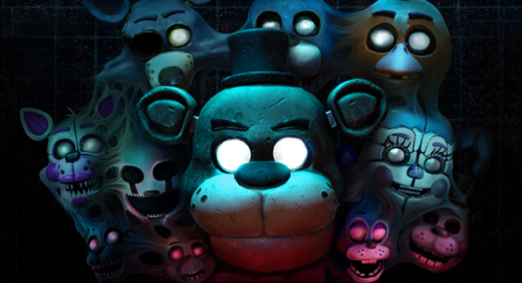 five night at freddy vr soluce fr gameactuality